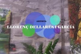 Exhibition of paintings Llorenç Dellarés Garcia in Els Plans…