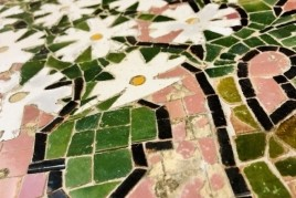 Exposició el Modernisme i les flors a Terrassa