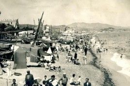 Exposición: Veraneo de proximidad, 1850-1950 en el Museo de…