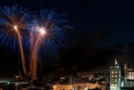 Fiesta de Sant Eudald en Ripoll