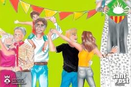Fiesta Mayor de Sant Fost de Campsentelles