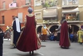 Festivities of Santo Cristo in Balaguer