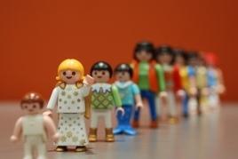 Feria Playmobil y LEGO en Guissona