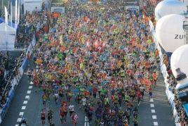 El Maratón de Barcelona