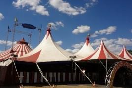 Villages de cirque à Alcanar