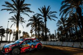 Rallye RACC Costa Dorada à Salou