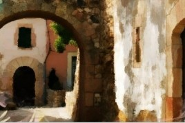 Visita guiada a la Vila Closa de Altafulla