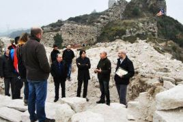 Visita guiada al Castell de Sant Esteve