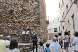 Guided visit to the Palace of the Abbot of Llançà. European…