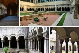 Visita Guiada 'Dos Claustros y un maestro constructor Girona…
