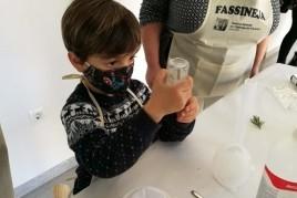 Visita i taller familiar Fassineja a l'Espluga de Francolí