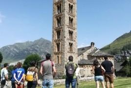Visites guiades, itineraris romànic a La Vall de Boí