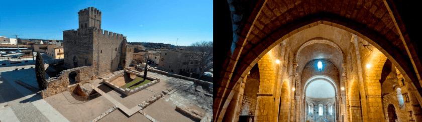 Visites guiades al Monestir romànic de Sant Miquel de Fluvià