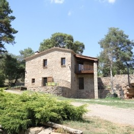 Casa Rural La Bauma