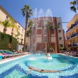 Hotel Cleopatra Spa