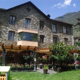 Hotel i hostal Vall d'Àneu