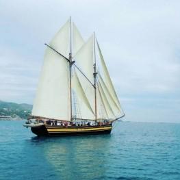 Sailing Boats and Events (Goleta Aran)