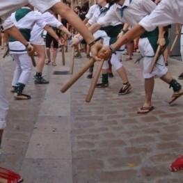 Els bastoneres a Catalunya