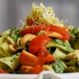 Cocina vegetariana y vegana con sello catalán