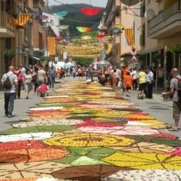 Festes del Corpus a Catalunya