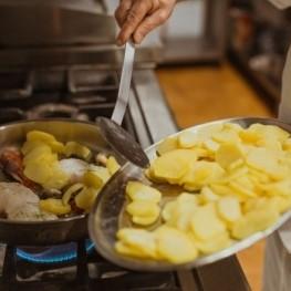 Vive las jornadas gastronómicas del territorio