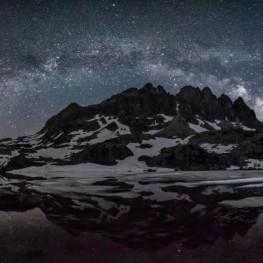 Zones amb segell Starlight a la qualitat del cel