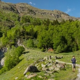 Disfruta los parque naturales de los Pirineos de Cataluña