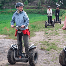 Raffle: Segway Route at Indòmit Adventure Center