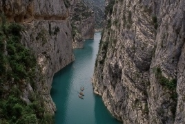 Benvinguts de nou al congost de Mont-Rebei