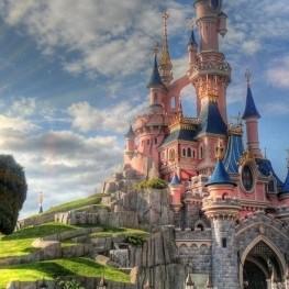 Disneyland Paris en groupe monoparental exclusif