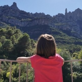 Cap de setmana a Montserrat