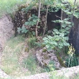 Let's discover bunkers: Rovíllec