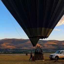 Vol en globus a La Cerdanya