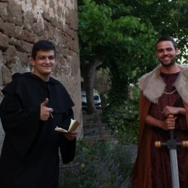 Visita teatralitzada a Olius: dels ibers al modernisme