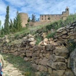 Ruta de senderisme guiada de Solsona al Castellvell d'Olius