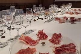 Tast de pernils maridat amb vins, 19 de juny 12h00