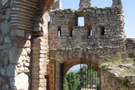 Guided visit to Gelida Castle