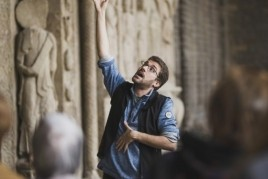 Guided Visit to the Monastic Complex of Santa María de Ripoll