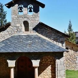 Path of the Segremorta in La Molina