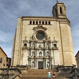 Camino de Santiago: Sarrià de Ter, Girona and Fornells de la…