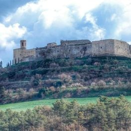 From San Ramon to Cervera, crossing the southern Segarra