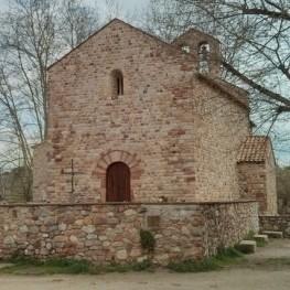 El camí de Sant Valerià a Mollet del Vallès