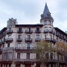 L'encant de les façanes de Barcelona