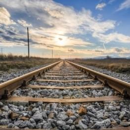 Endinsa't a les terres de ponent en tren