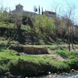 Ribera del Riu Foix a Penyafort