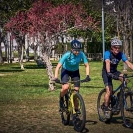 Ruta en bicicleta de las ermitas por Santa Susanna