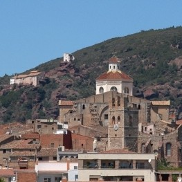 Route of Vilanova d? Escornalbou to the hermitages
