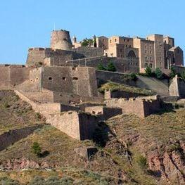Ruta dels castells a Catalunya