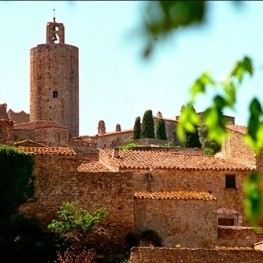 Route of the Castles on the Costa Brava