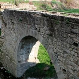 Route of the mills in Santa Coloma de Queralt